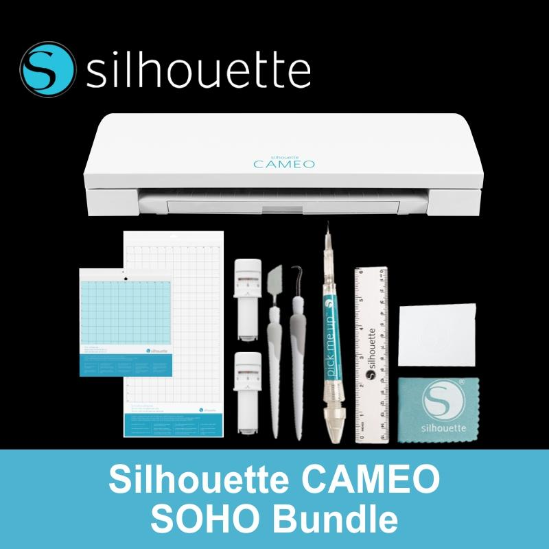 Who Sells Silhouette Cameo 3 Vinyl Cutter Soho Bundle Pack The Cheapest