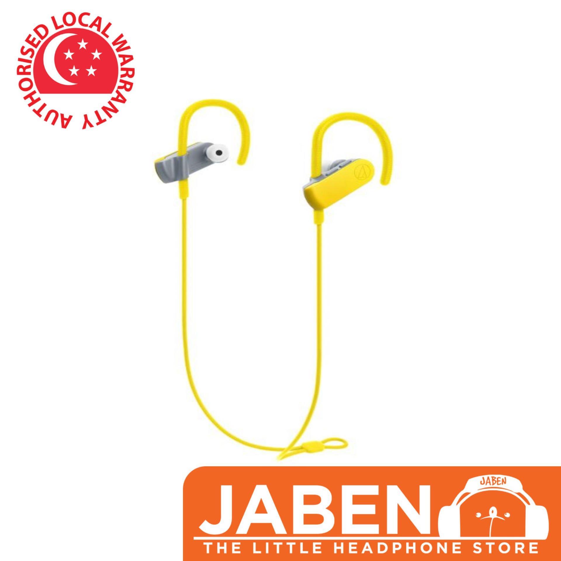 Latest Audio Technica In Ear Headphones Products Enjoy Huge Earphone Solid Bass Ath Cks1100is Sport50bt Sonicsport Wireless