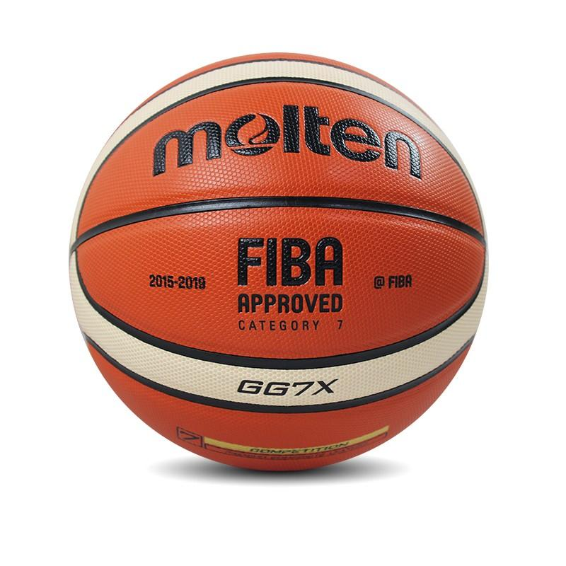 Molten Gg7x Competition Premium Leather Basketball By It Fashion.