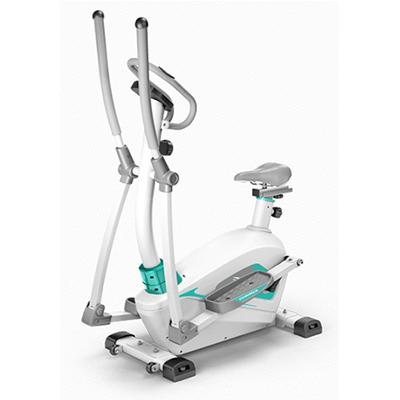 Jiji Optimus Deluxe Elliptical Trainer Oet - 01 (free Installation) - Elliptical Cross Trainers / Cardio Equipment / Exercise Fitness (sg) By Jiji Sports.
