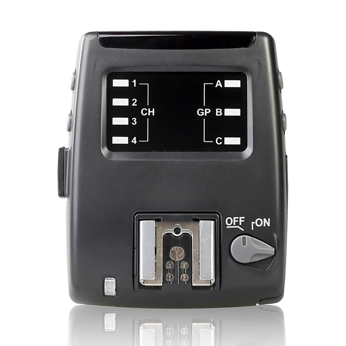Meirkergr Mekemk-Gt600-Cttl Canon High-Speed Synchronous Multi-Channel Receiver Wireless Flash By Taobao Collection.