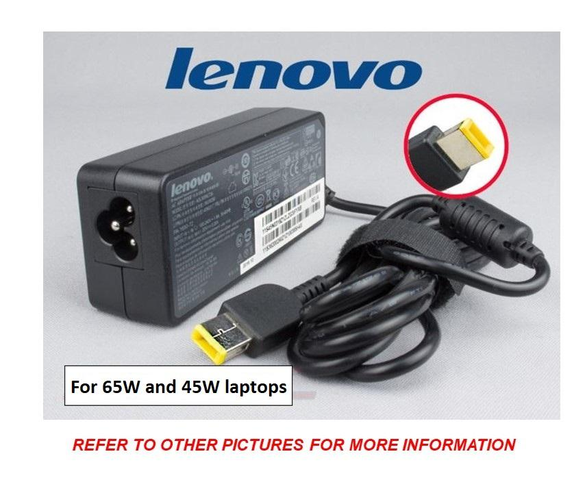 Lenovo Thinkpad 65W AC Adapter Laptop Charger