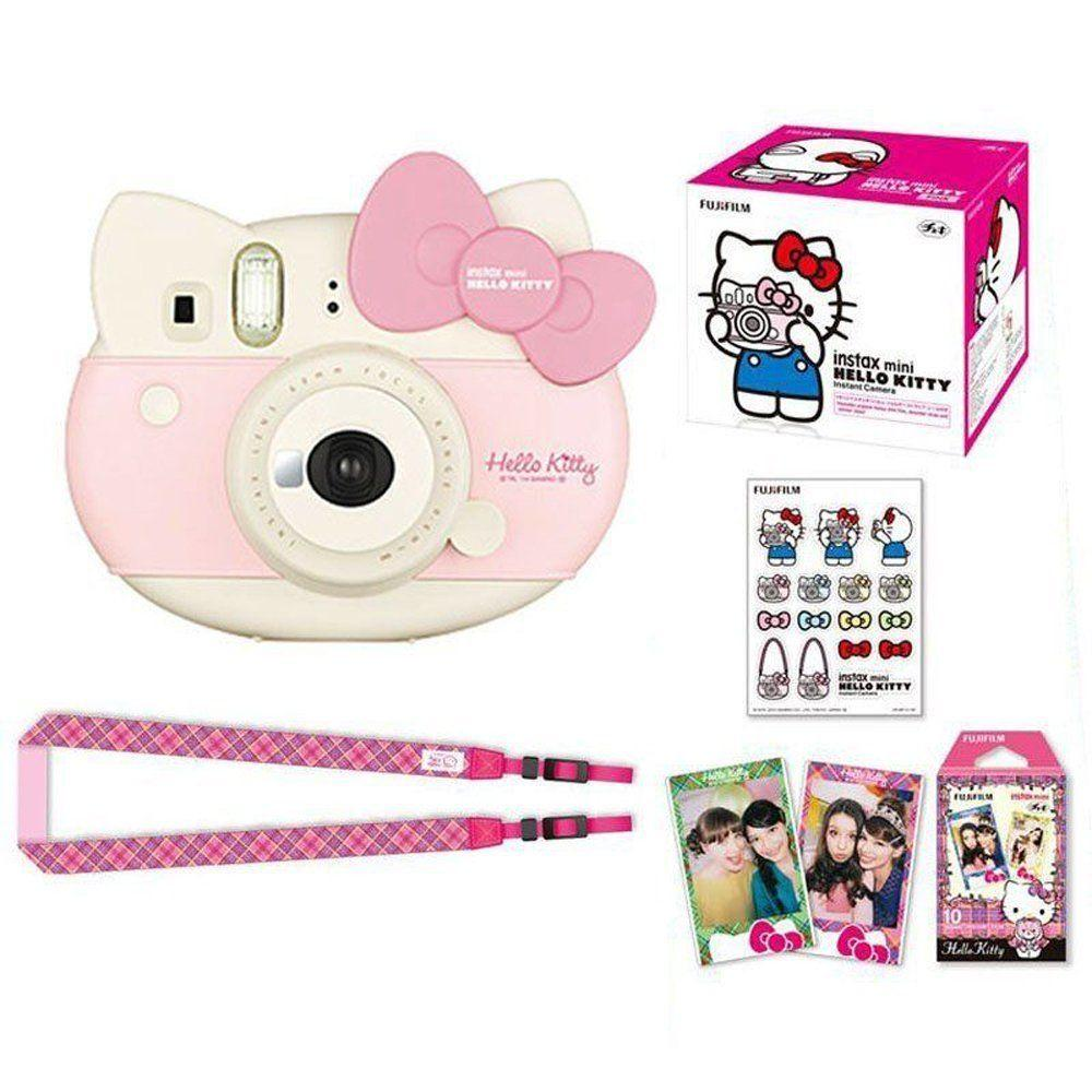 Buy Fujifilm Intax Camera Dslr Lazada Disposable Flash Circuit Schematic In Addition Simple Instax Mini Hello Kitty Instant Limited Edition 10 Sheets Film
