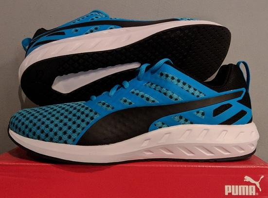 ebc885f51c4 PUMA  US 9.5   US 11  FLARE 625.01 MENS RUNNING FITNESS GYM SHOES SNEAKERS