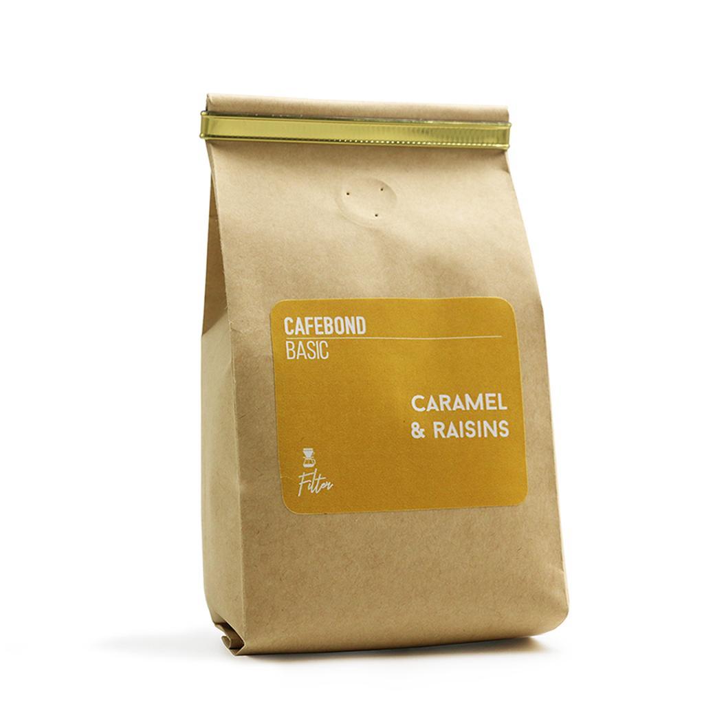 Cafebond Basic - Filter (Freshly Roasted Coffee Beans) 200g