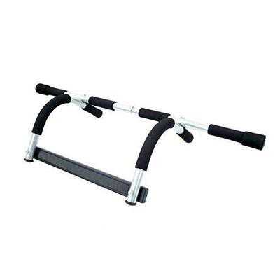 Jiji Iron Gym Bar - Doorway Exercise / Home Training / Sports (sg) By Jiji Sports.