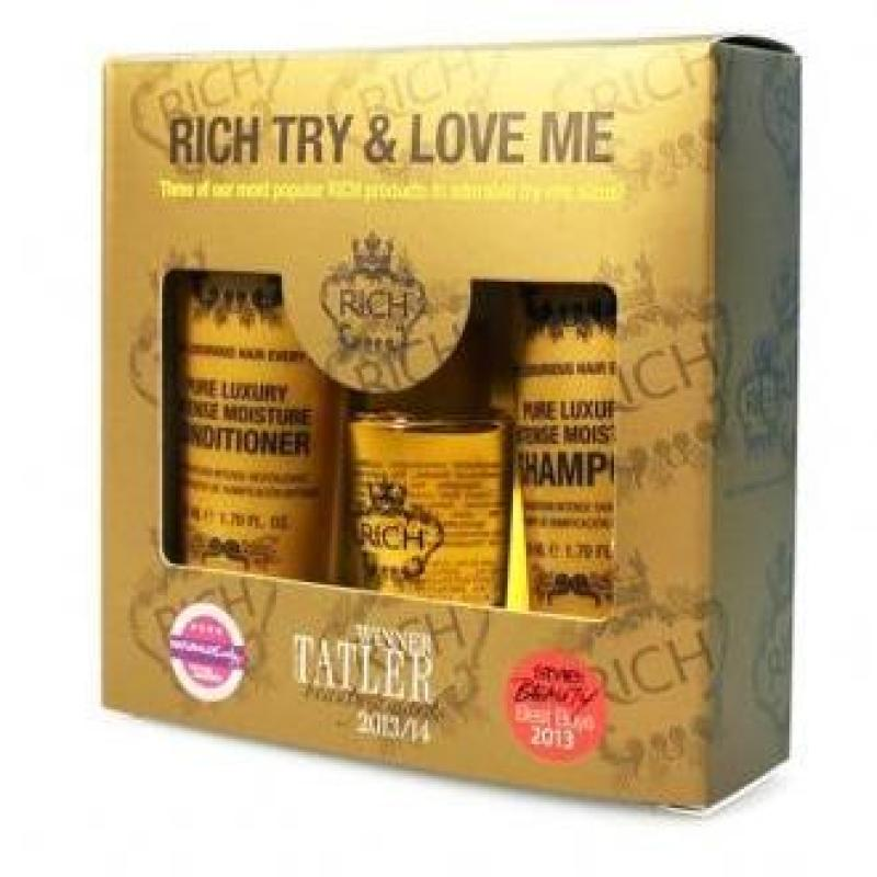 Buy RICH Try & Love Me Travel Set Singapore