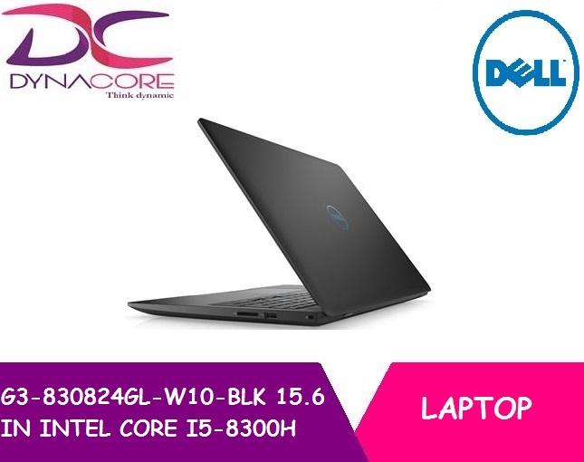 BRAND NEW [DELL] GAMING LAPTOP G3-830824GL-W10-BLK 15.6 IN INTEL CORE I5-8300H 8GB 256GB SSD WIN 10