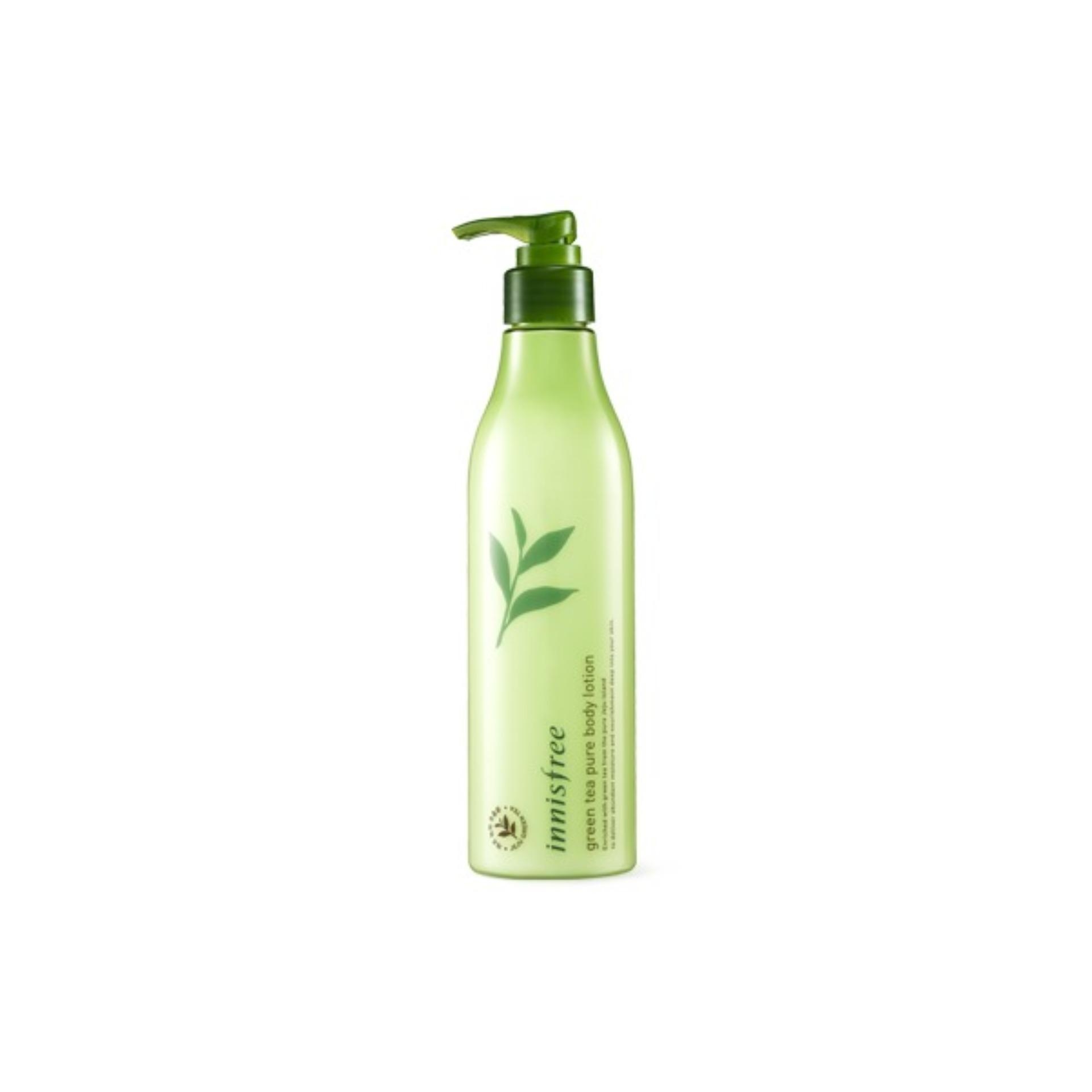 Innisfree Green Tea Pure Body Lotion 300Ml Sale