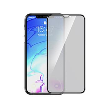 b0b7df6148f Devia 3D Curved Privacy Tempered Glass Screen Protector for iPhone Xs Max