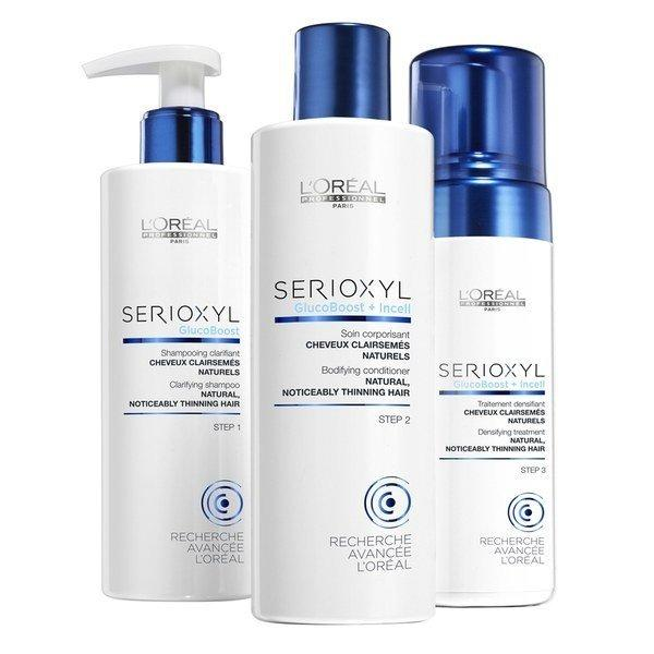 L Oreal Professionnel Serioxyl Kit For Natural Thinning Hair Reviews
