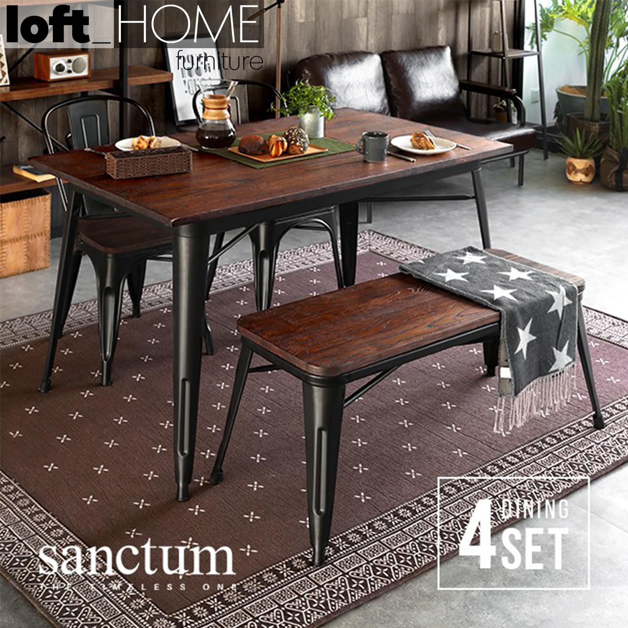 Dining Table – Sanctum Set (4 pieces)