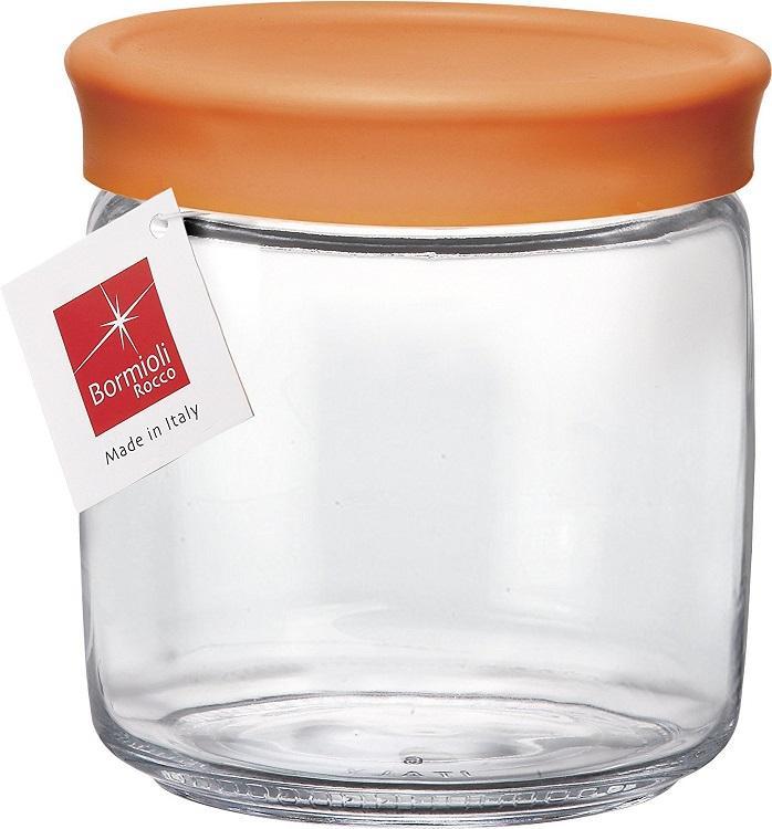For Sale Bormioli Rocco Giara Jar 75 Clear Set Of 2