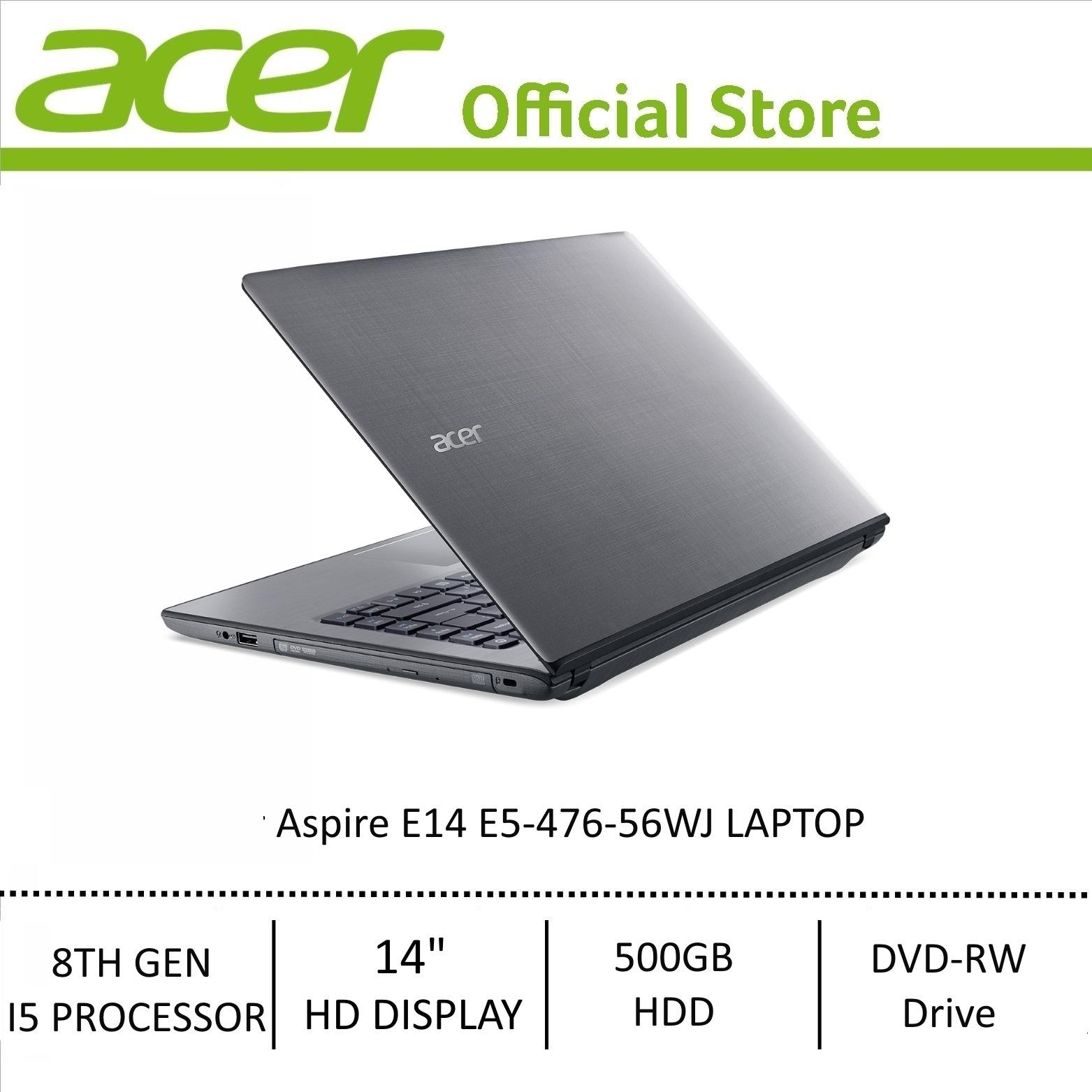 Acer Aspire E14 E5-476-56WJ Laptop