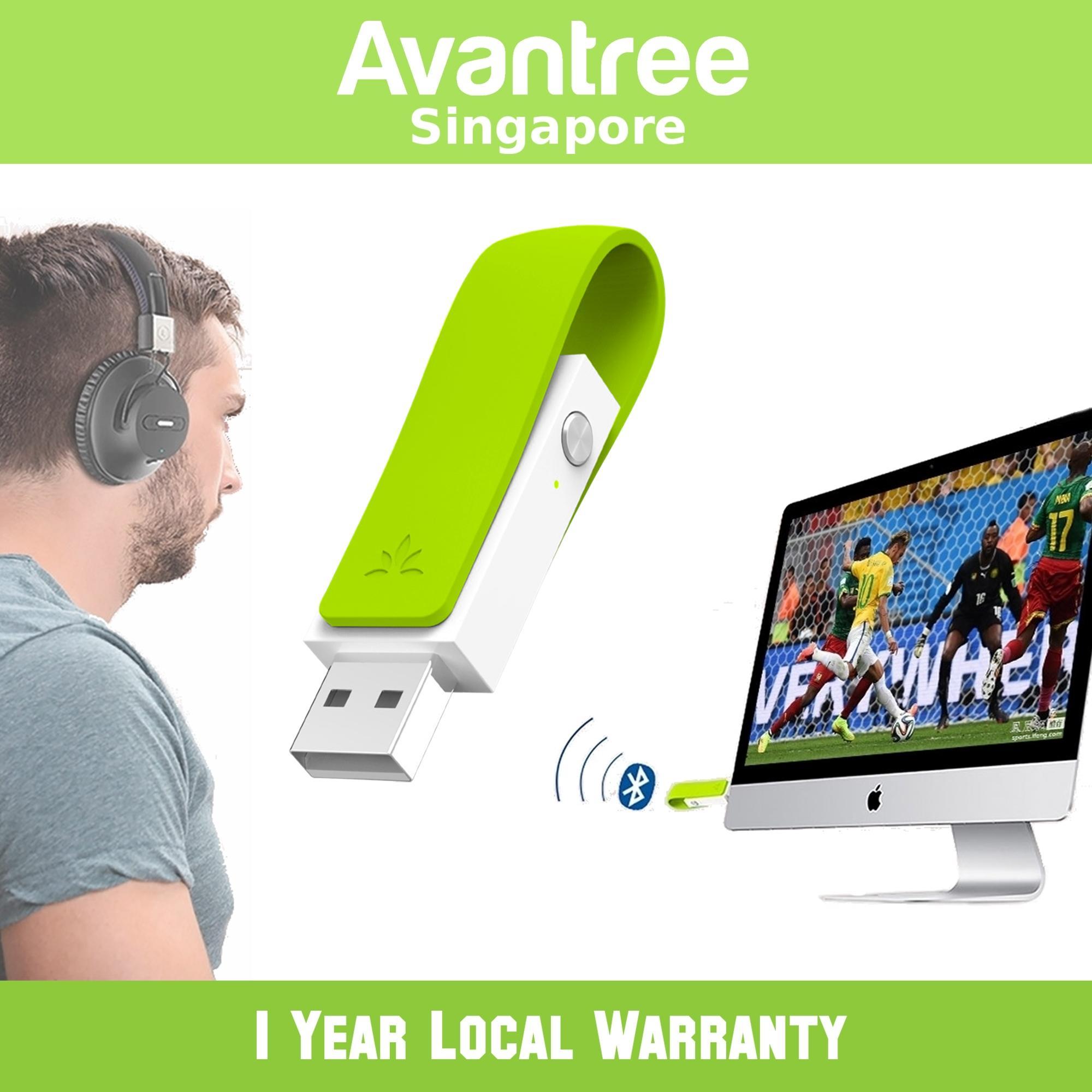 Avantree Leaf Aptx Bluetooth Usb Audio Adapter.