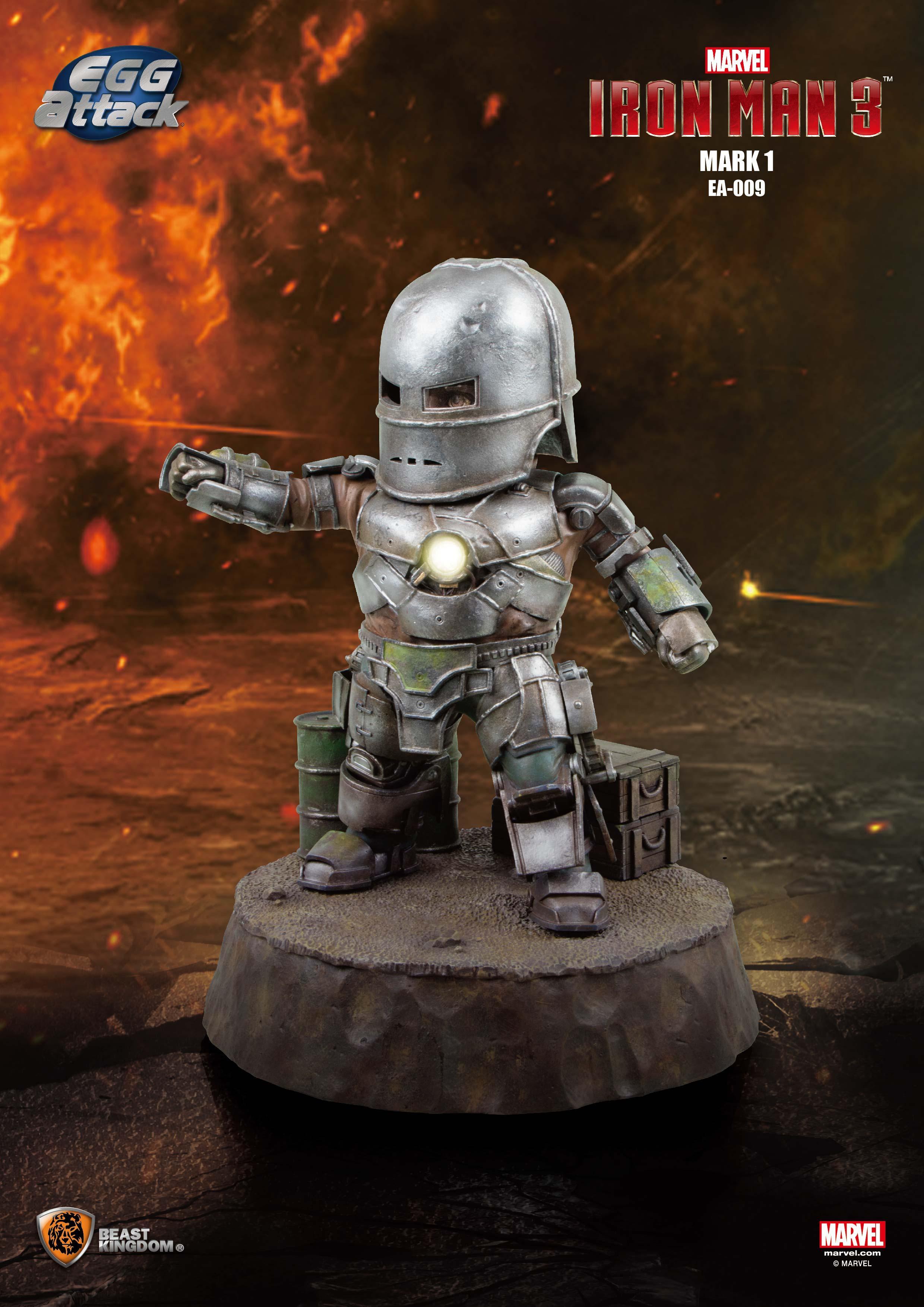 [BEAST KINGDOM] Marvel - Iron Man 3: Iron Man Mark 1 [EA-009]