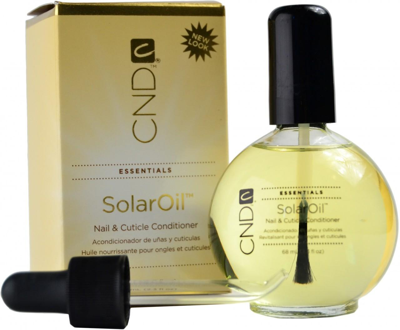 Cnd Solar Cuticle Oil (2.3oz) By Johnnybeautyandnails.