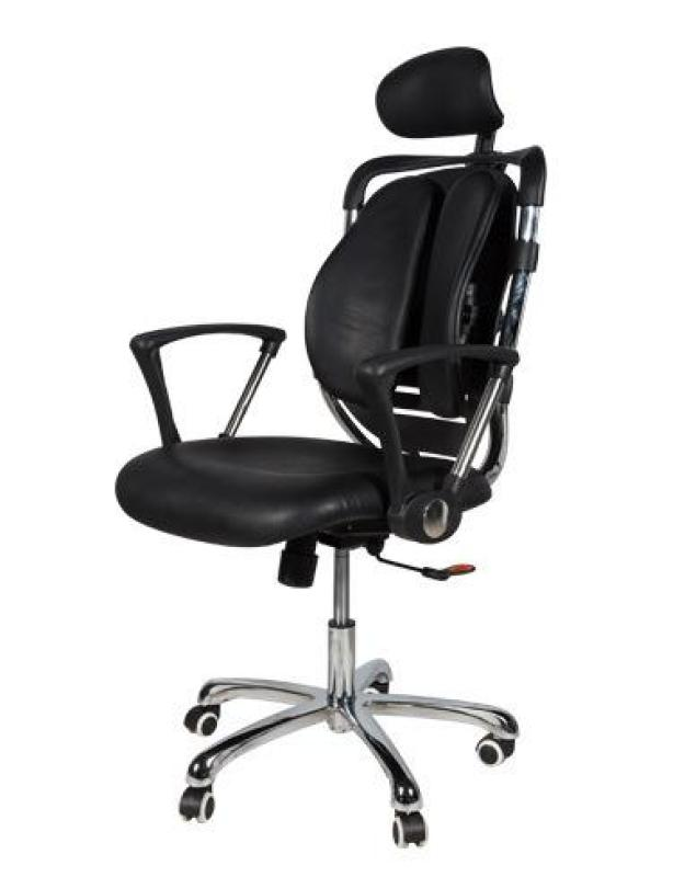 JIJI (Free Installation) (Ergonomic Superintendent Chair) / Office Chair/ Study Chair/ Ergonomic Chair/ Business Chair/ Chair with Wheels/ Roller Chair / Free 12 Months Warranty (SG) Singapore