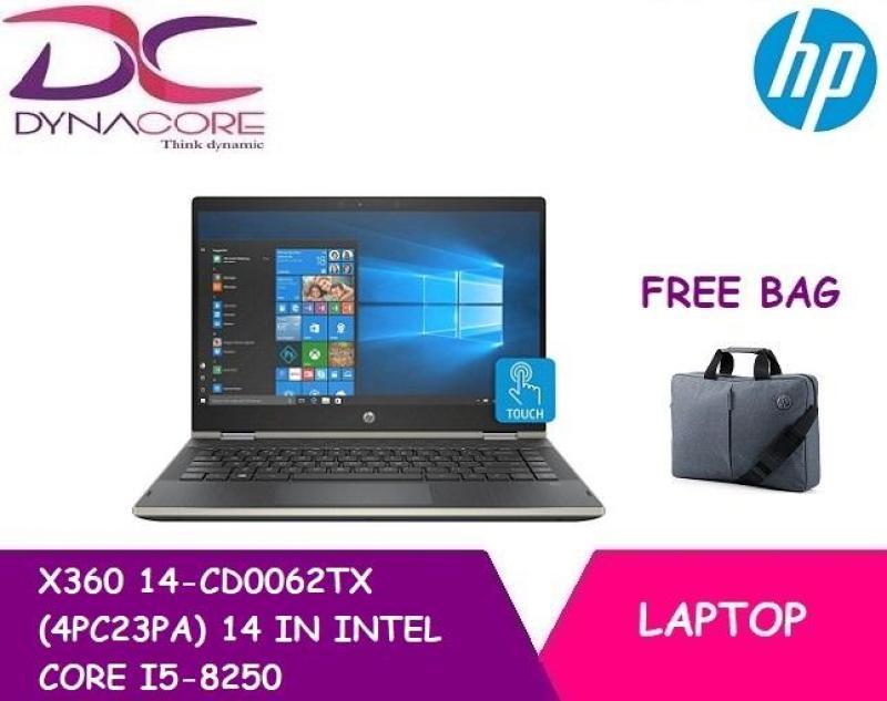 HP X360 14-CD0062TX (4PC23PA) 14 IN INTEL CORE I5-8250U 8GB 1TB 128GB M.2 SSD WIN 10