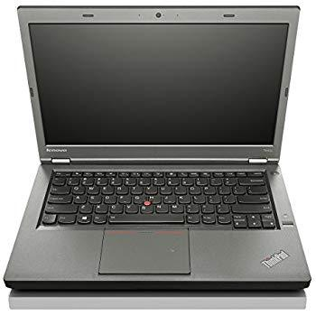 (Refurbished) Lenovo ThinkPad T440p High Performance Business Laptop - 14 - Core i5 4210M - 16GB -256GB SSD  - Windows 10 Pro 64Bit
