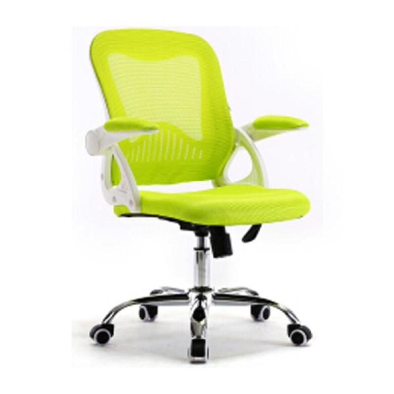 C55 Office Chair (White/Green) Singapore