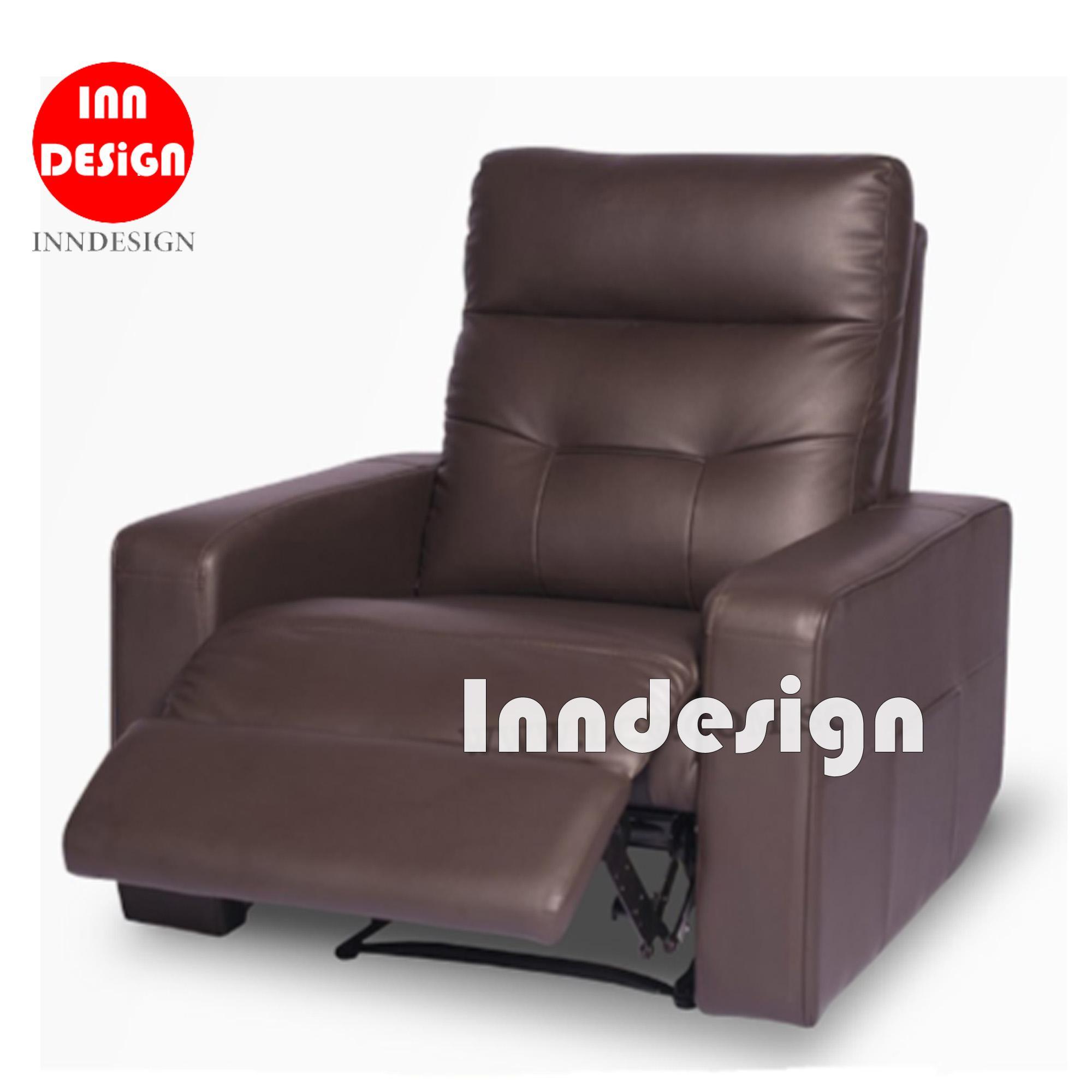 Delli 1 Seater Recliner Sofa