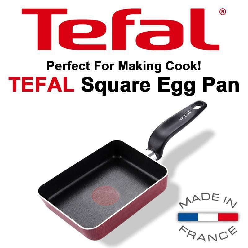 TEFAL SQUARE EGG PAN 18cm Singapore