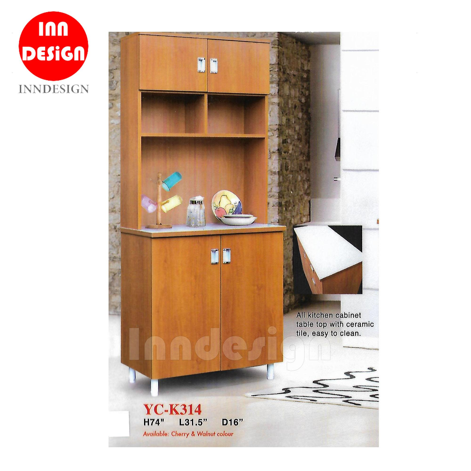 Almae Kitchen Cabinet