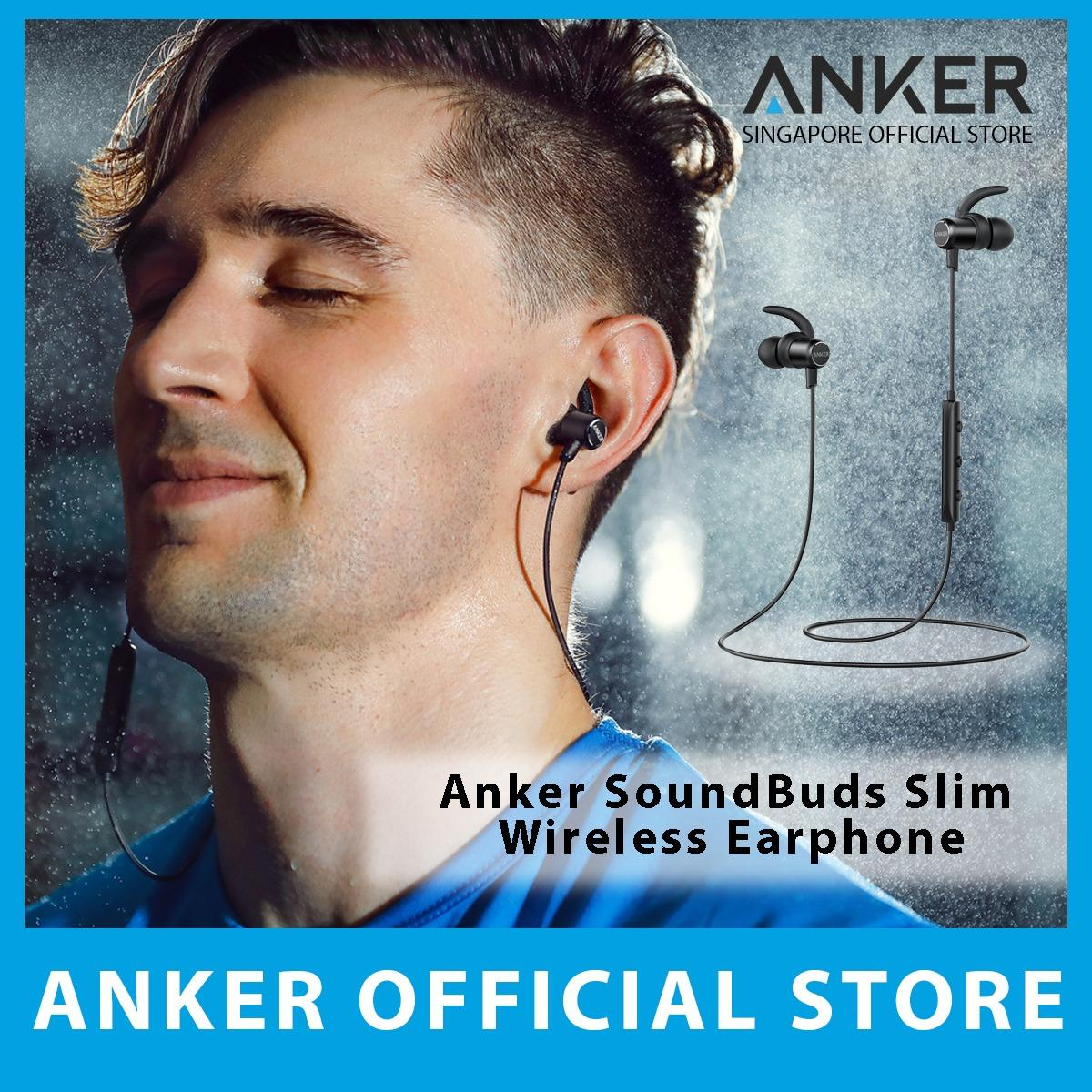 Anker Soundbuds Slim Bluetooth Earphone Online