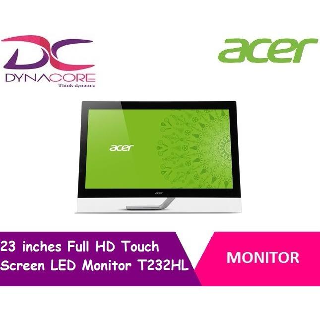 Who Sells Acer 23 Inches Full Hd Touch Screen Led Monitor T232Hl Cheap