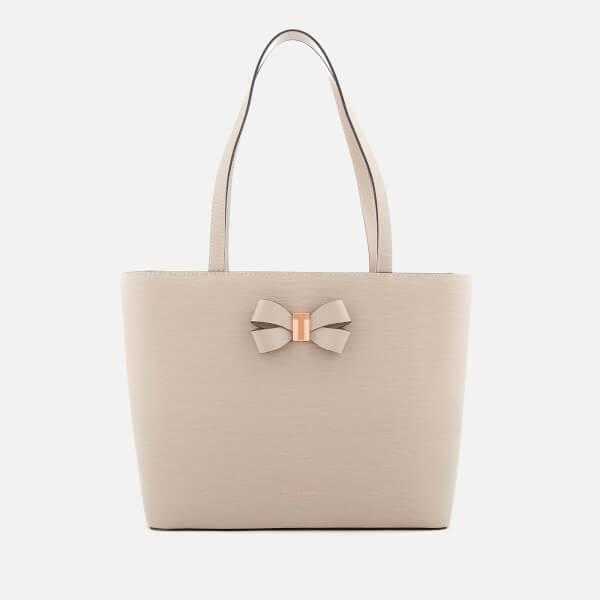 ec20d19aa Ted Baker Bow Shopper in Leather