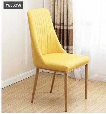 Messieurs Dining Chair - Premium (Fabric) (Designer Dining Chair)(Free Installation + 12 Months Warranty)