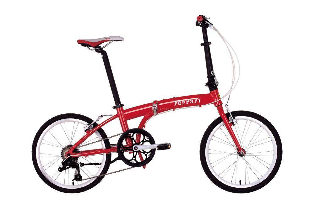 20 Ferrari Folding Bicycle Fb2011 By Mkp Bikes.