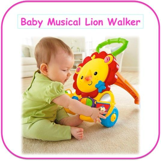 Where Can I Buy Just For Kids ★ Baby Musical Lion Walker