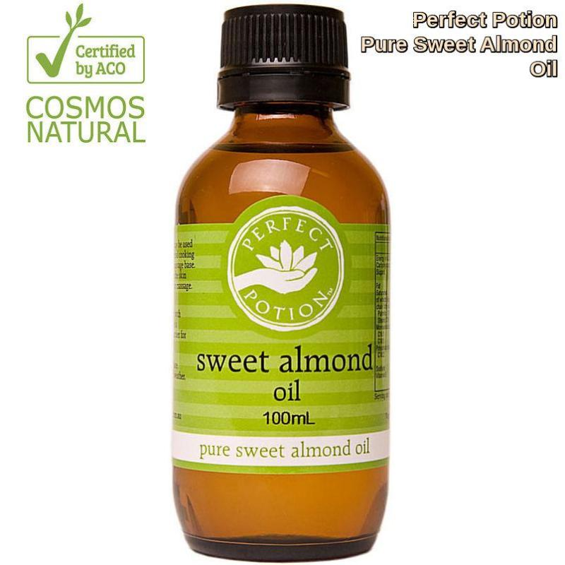 Buy Perfect Potion Natural Pure Sweet Almond Oil 100ml Singapore