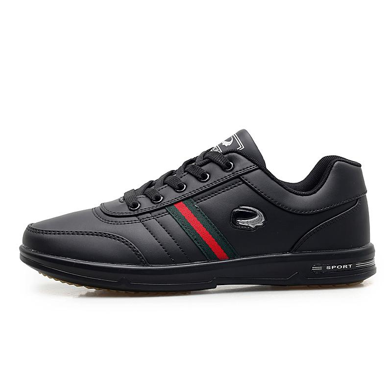 Golf Shoes Mens Golf Sneakers Leather Waterproof Anti-Slip Golf Breathable No Nails Large Size Sports Footwear By Taobao Collection.