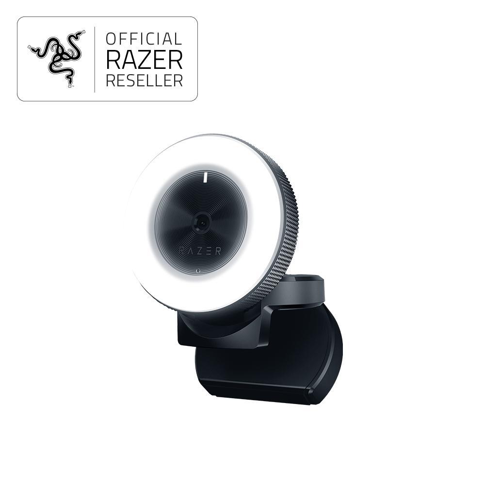Razer Kiyo Desktop Cam Streaming With Illumination