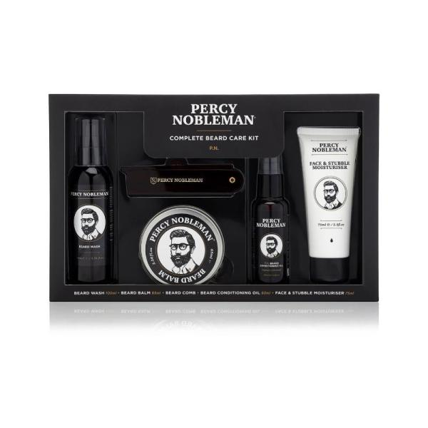 Buy Percy Nobleman Complete Beard Care Kit Singapore