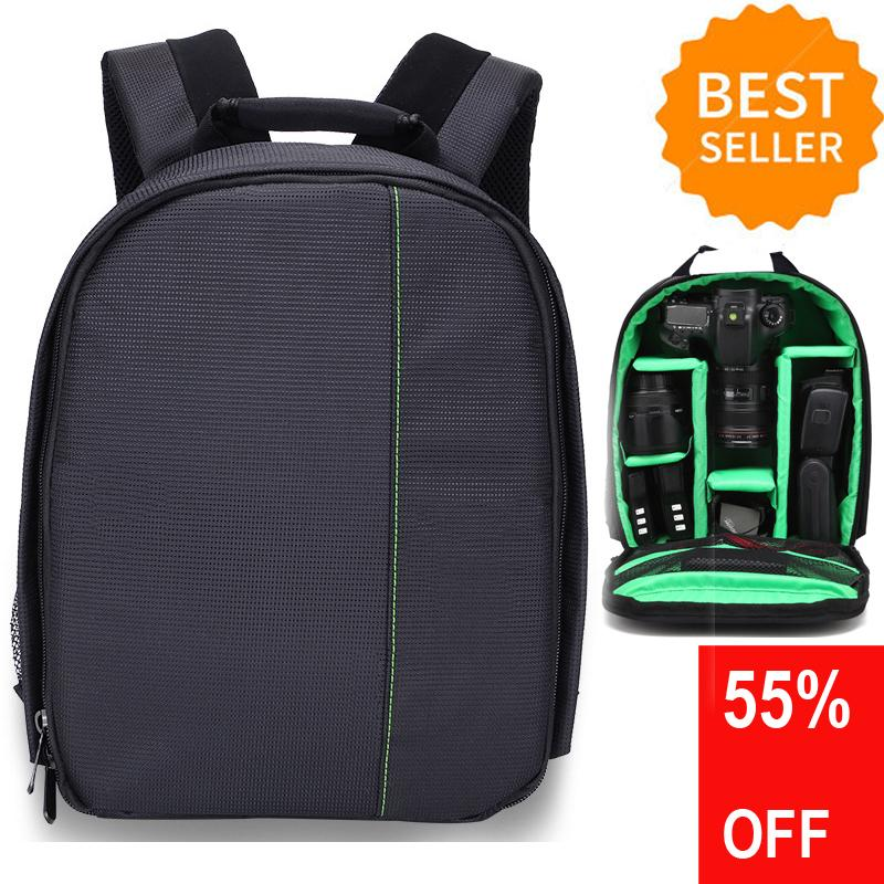 Coupon Waterproof Camera Case Cover Backpack Bag