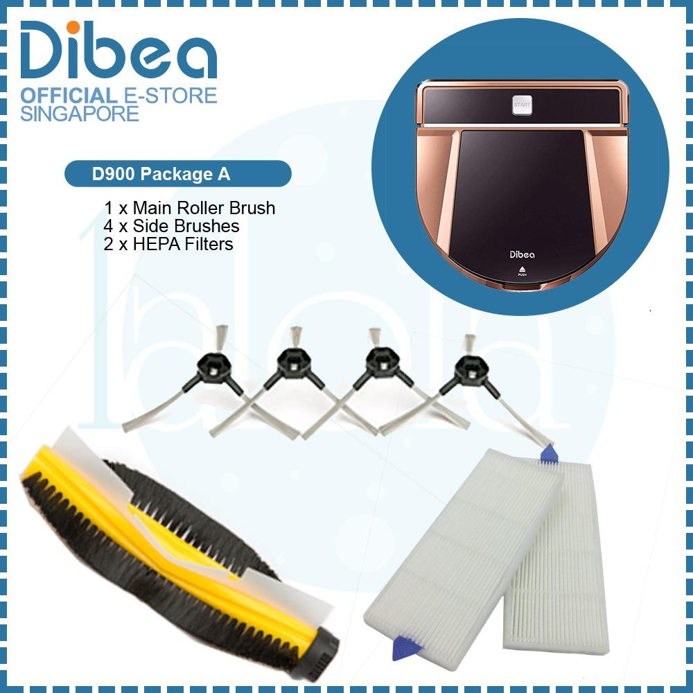 Best Dibea D900 Package A