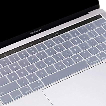cT Macbook Keyboard cover keyboard protector keyguard SILICONE CLEAR