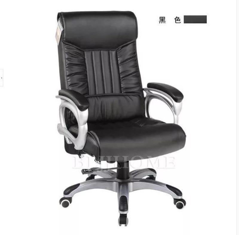 UMD Genuine Leather Ergonomic Boss Chair Director Chair 501 (Free Installation) Singapore
