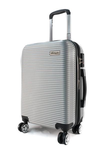 24 Inch Lightweight Scratch-Resistant Luggage With Warranty By Travel Supplies.