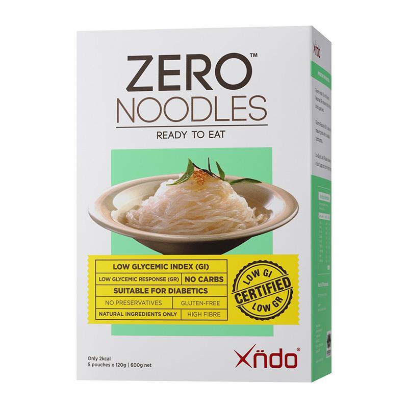 Xndo - Zero Noodles 5s By Xndo (capitaland Merchant).