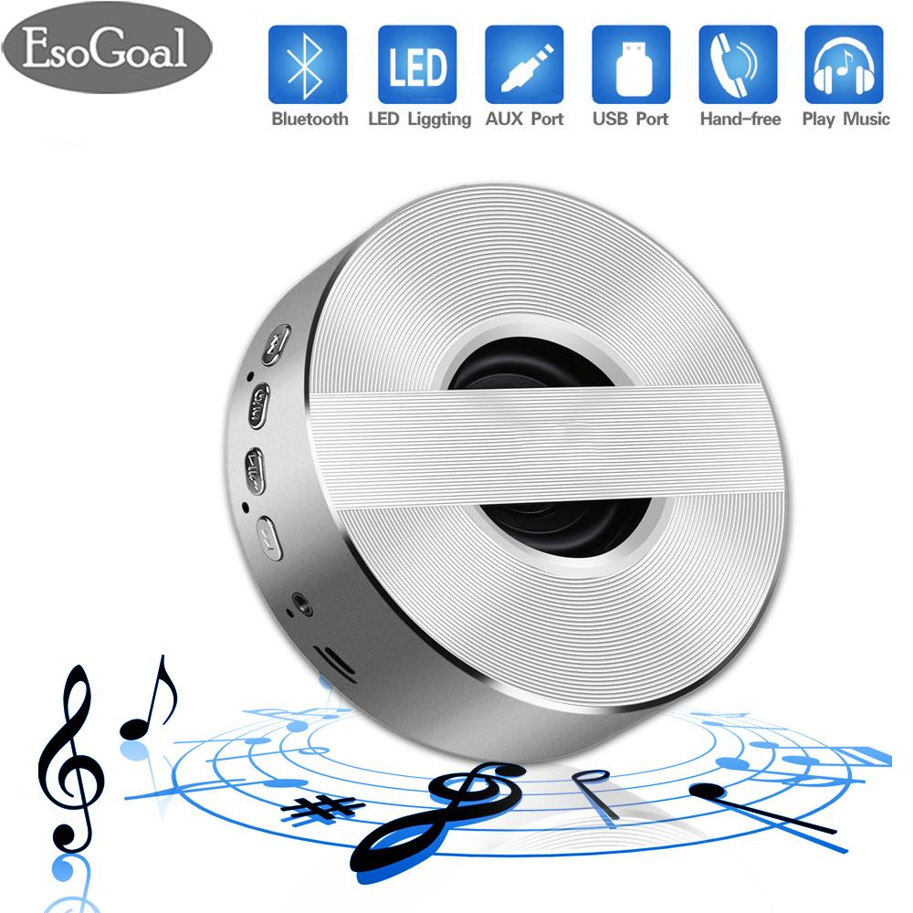 Get The Best Price For Esogoal Ultra Portable Wireless Bluetooth Speaker Black Intl
