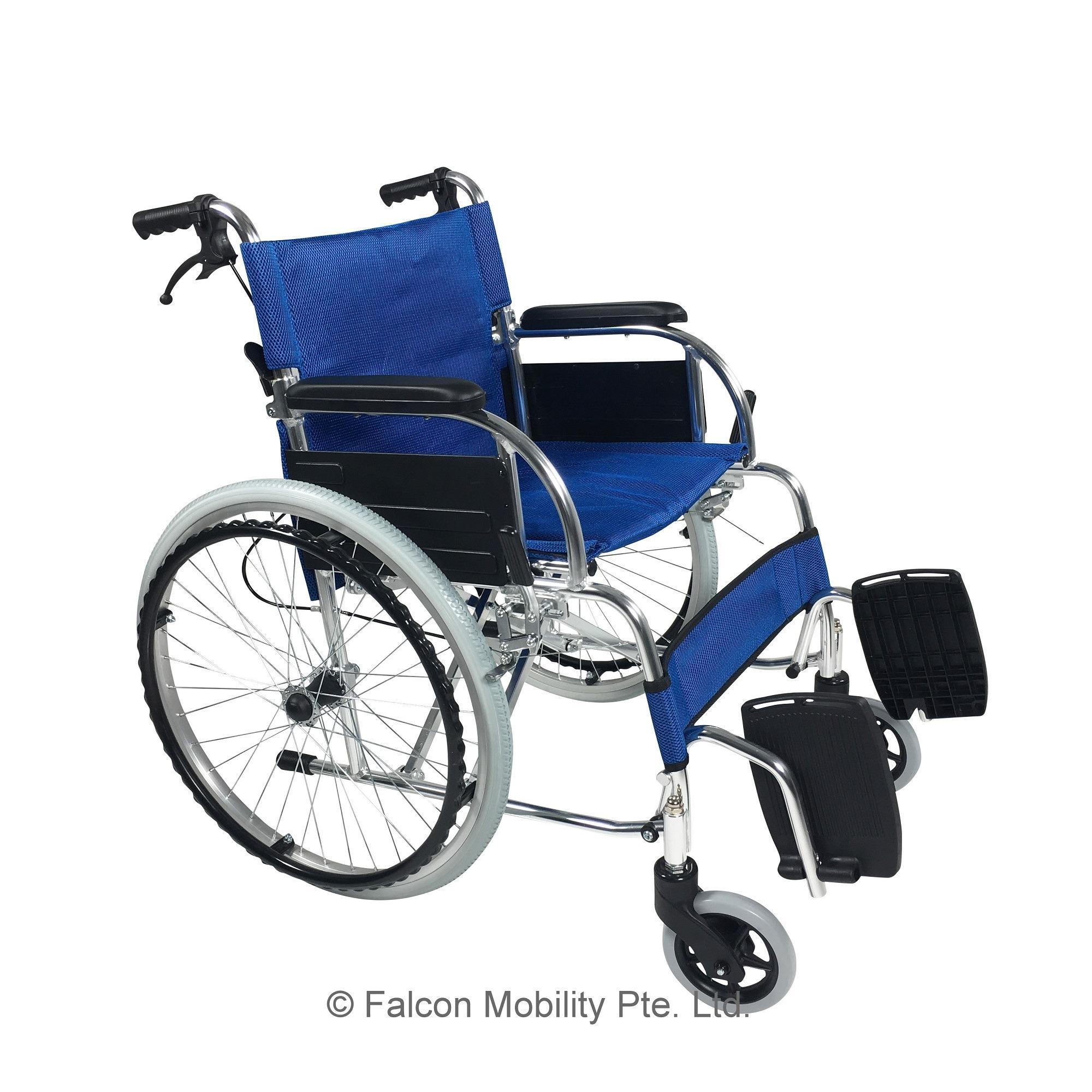 Falcon Lightweight Aluminium Wheelchair Review