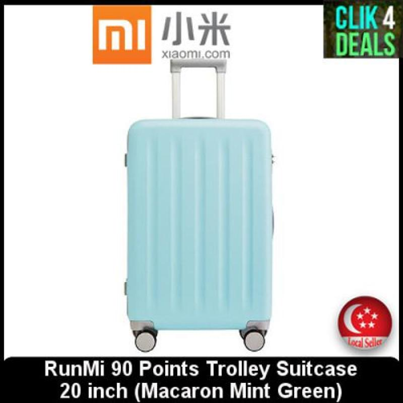 Xiaomi RunMi 90 Points Trolley Suitcase / Luggage / 20 inch / Pastel Series / Travel Luggage