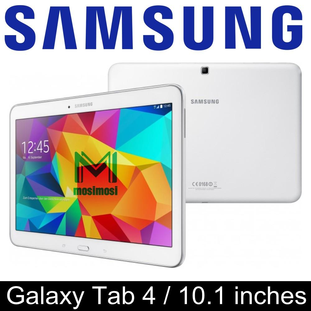 Samsung Galaxy Tab 4 / 10 1 inch / Wi-Fi+4G / 1 5GB RAM / 16GB ROM /  Android Tablet / Refurbished set / Export set