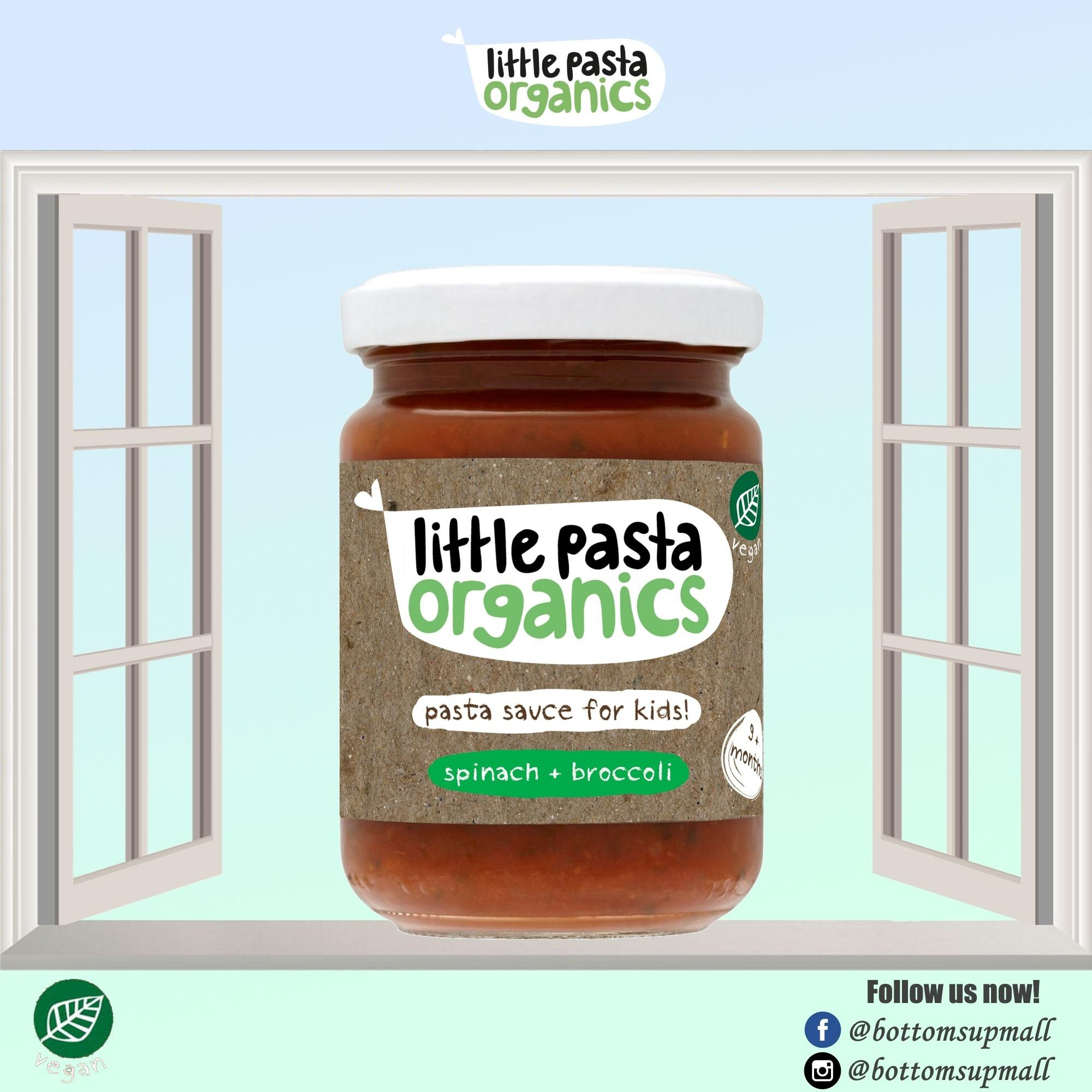 Discounted Expiry 26 6 2019 4 X Spinach Broccoli Pasta Sauce From 9Mths Old
