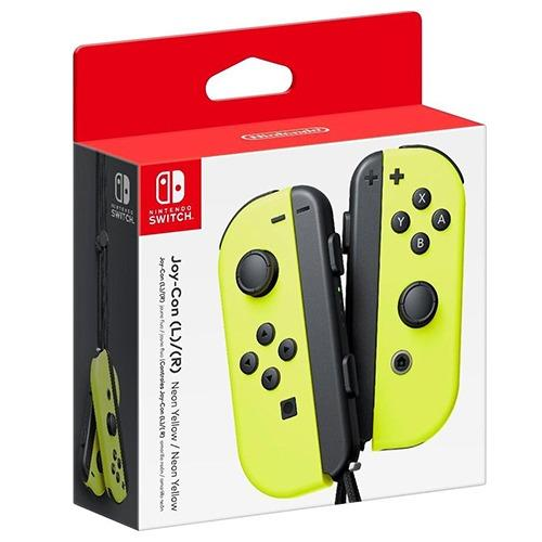 Retail Price Nintendo Joy‑Con Controllers Neon Yellow